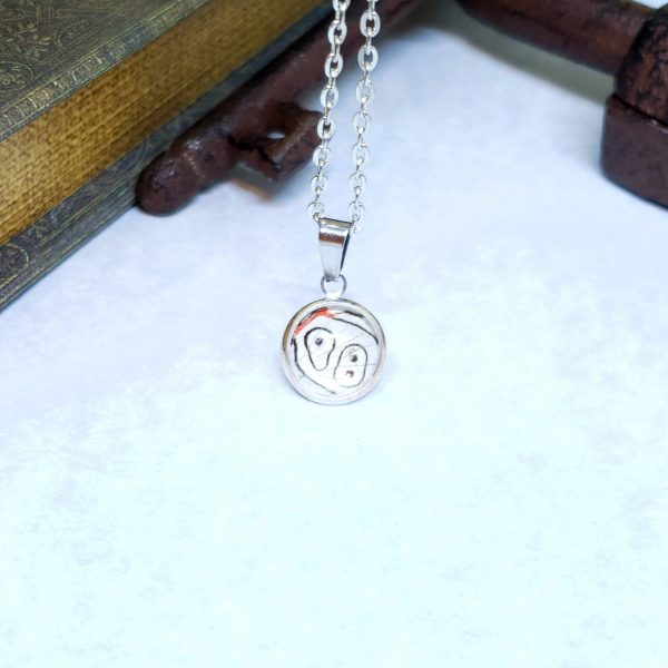 88 Butterfly Tiny Necklace