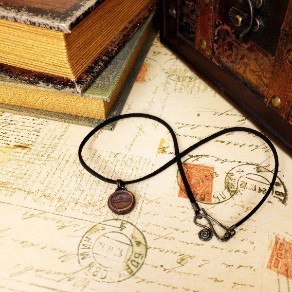 Zodiac and Horoscope Charm Necklace - Libra